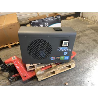 Pompe à chaleur Silverline 12 KW < à 60 m3 - Occasion  - barbecook