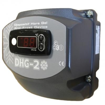Coffret de mise hors gel DHG-2