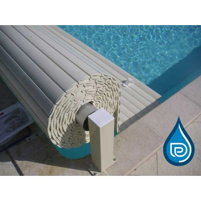 Volet automatique piscine DISTRI-ROLL - distri-roll
