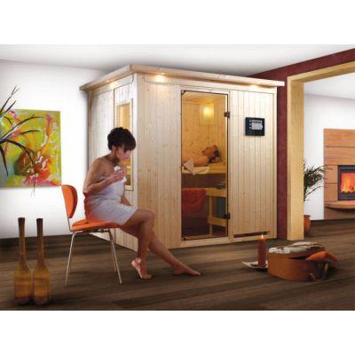 Sauna système 68 mm Fanja plug and play