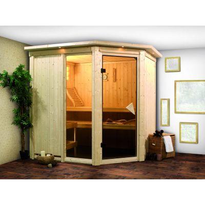 Sauna système 68 mm Fiona 2 - Design exclusif