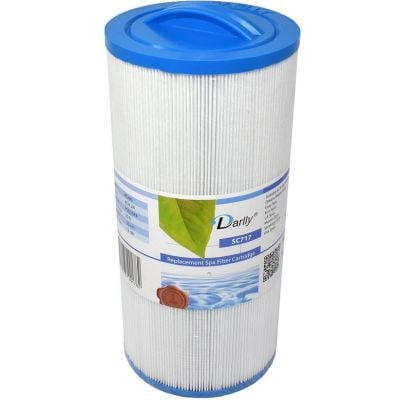 Filtre à cartouche Darlly SC717-40260-4CH-24-PGS25P4 - Darlly