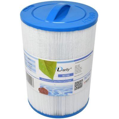 Filtre à cartouche Darlly SC736 - 60402 - 6CH-941 - PWW100P3  - Darlly