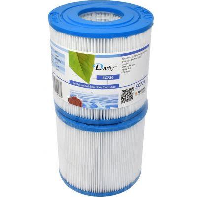 Filtre à cartouche Darlly SC726-40352-C-4401-PRB17.5SF - Darlly