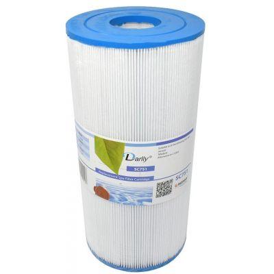 Filtre à cartouche Darlly SC751 - 50504 - C-5624  - PJW25 - Darlly