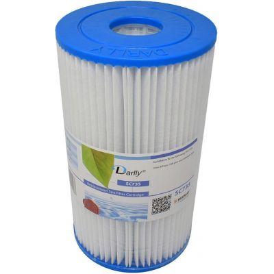 Filtre à cartouche Darlly SC735 - 50152 - C-5315 - PIN20 - Darlly