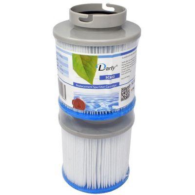 Filtre à cartouche Mspa : Darlly SC802 - 40104 - Darlly