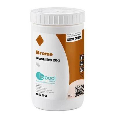 Brome (pastilles 20g) - 1 kg - DistriClear