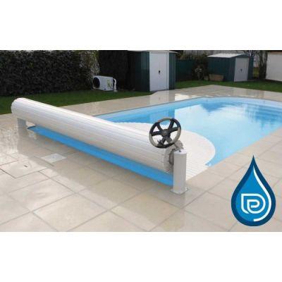 Volet manuel piscine MANU-ROLL - distri-roll