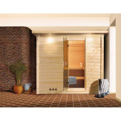 Sauna bois massif 40 mm Mojave