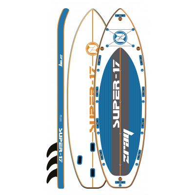 Paddle gonflable Zray S17  (INDISPONIBLE)
