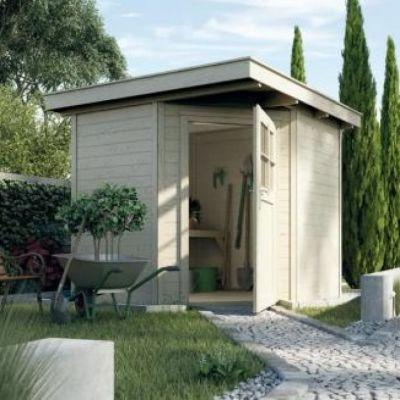 Abri jardin en bois Quinta - WEKA