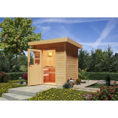 Sauna d'extérieur JANA