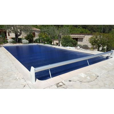Volet roulant piscine Silver-Roll