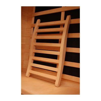 "Pack 2 Dossiers ""Confort"" Sauna - France-sauna"