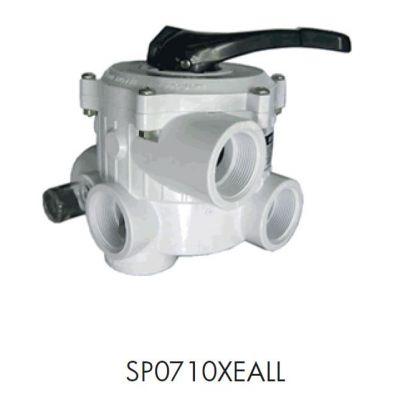 Vanne multivoies 1''1/2 toutes positions SP0710XEALL - HAYWARD