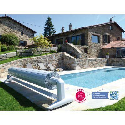 Volet automatique piscine Système SURF 2 - abriblue