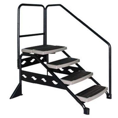 Escalier pour spa SwimSpa Step 4