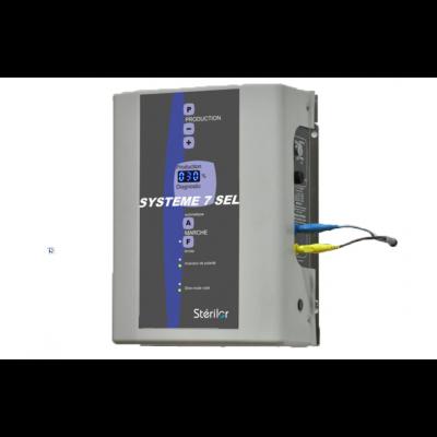 Electrolyseur piscine Stérilor SYSTEME 7 EVO - Stérilor