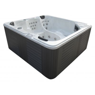 Spa Portable Acrylique LUXA 5 Places 200 X 200 H 95 cm - Water'Health