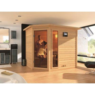 Sauna bois massif 40 mm Tanami