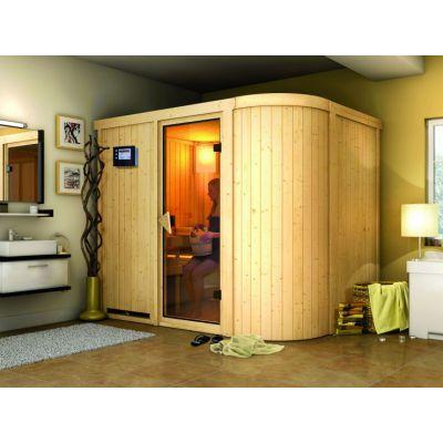 Sauna système 68 mm Titania 4 - Design exclusif
