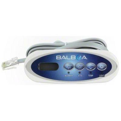 Clavier Commande Balboa VL200 (4 Boutons) - Balboa