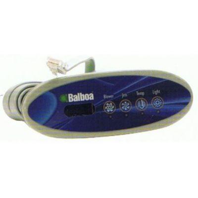Clavier Commande Balboa VL240 (4 Boutons) - Balboa
