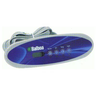 Clavier Commande Balboa VL260 (4 Boutons) - Balboa