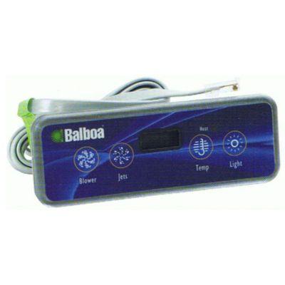 Clavier Commande Balboa VL401 (4 Boutons) - Balboa