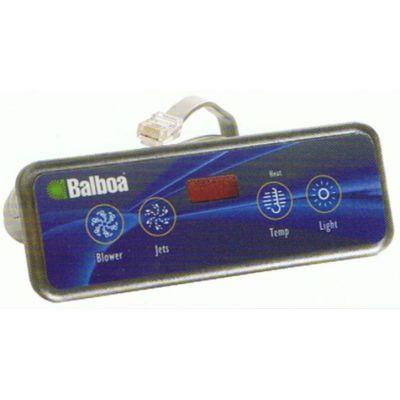 Clavier Commande Balboa VL403 (4 Boutons) - Balboa