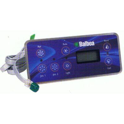 Clavier de commande Balboa VL701S, 2 pompes + Aux - Balboa