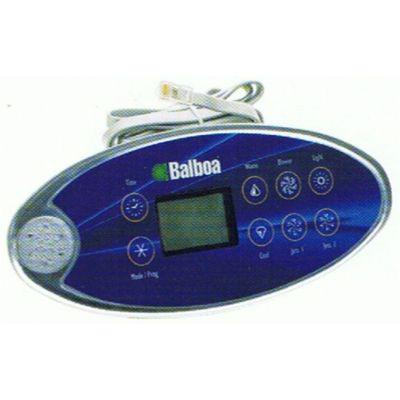 Clavier de commande Balboa VL802D - Balboa