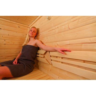 Dossier premium pour sauna Karibu