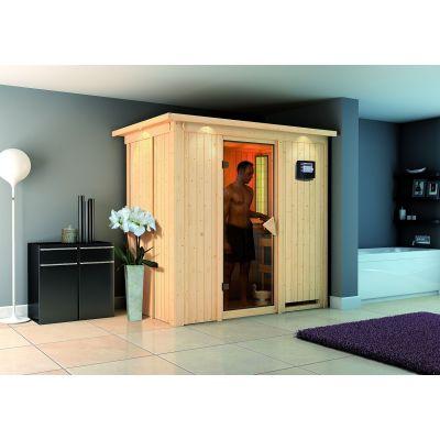 Sauna système 68 mm variado