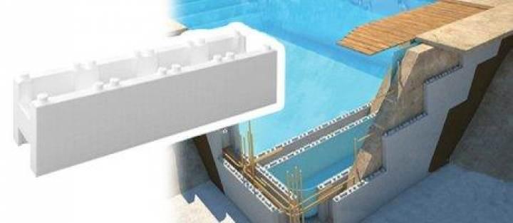Guide de la piscine en bloc polystyrène