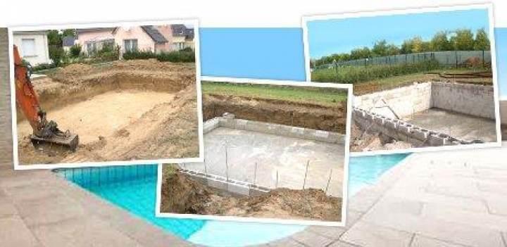 Guide de la piscine à structure béton