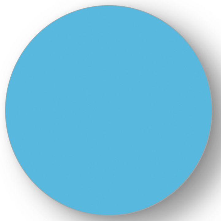 Liner piscine 75/100ème bleu France