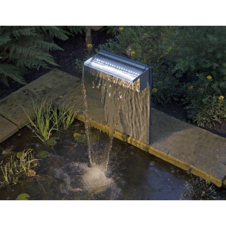 Cascade bassin Niagara LED 30 - Distripool - Ubbink