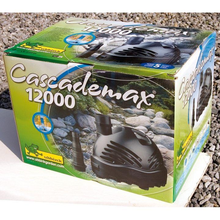 Pompe pour cascade Cascademax 12000 - Distripool - Ubbink