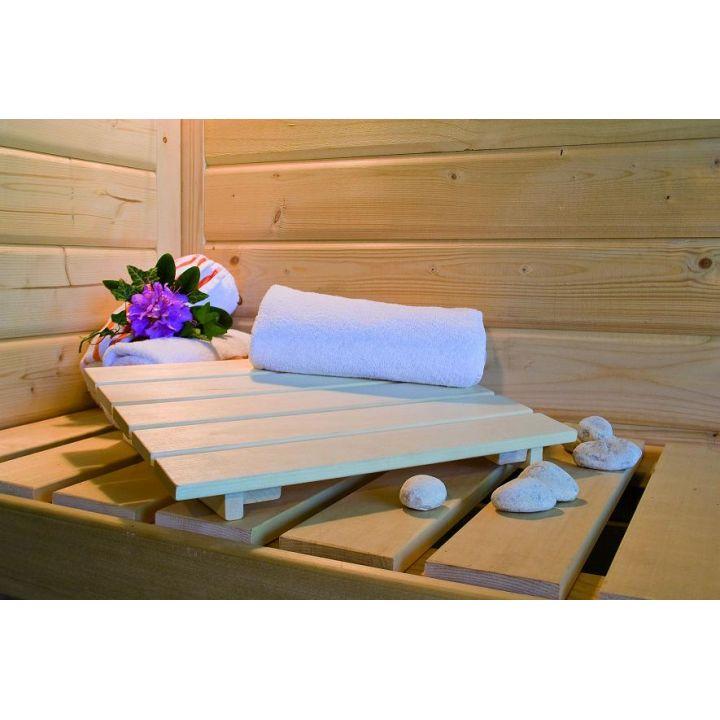 Repose tête sauna classic