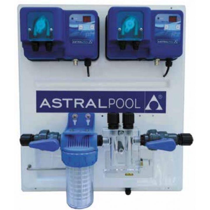 TABLEAU PH/RX péristaltique ASTRALPOOL