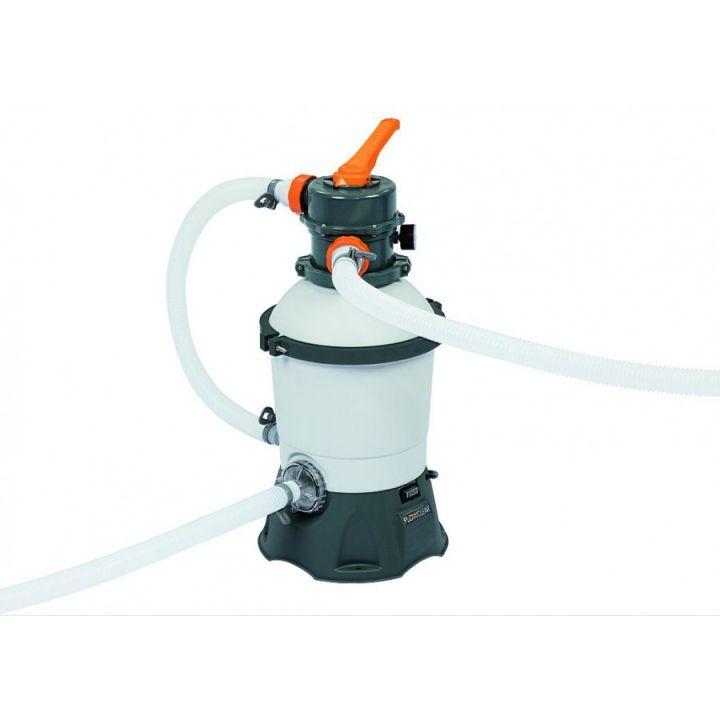 kit filtration Flowclear  3 m3/h : bassin maxi 15 m3/h - Distripool