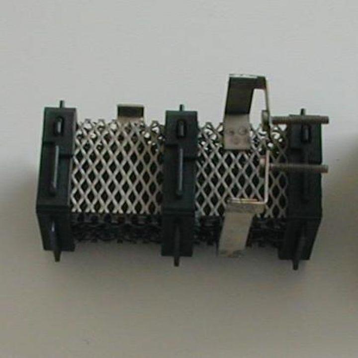 Cellule compatible STERILOR PC 60 - modèle vertical 8 grilles de 8 cm - Déstockage