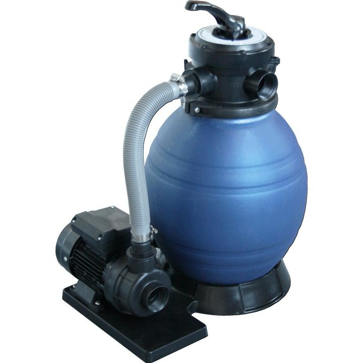 Groupe de filtration piscine ECO 6.5 m3/h  - INDISPONIBLE EN 2018