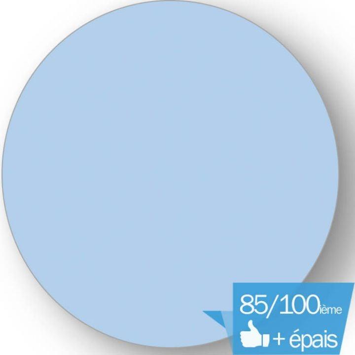 Liner piscine 85/100ème bleu clair