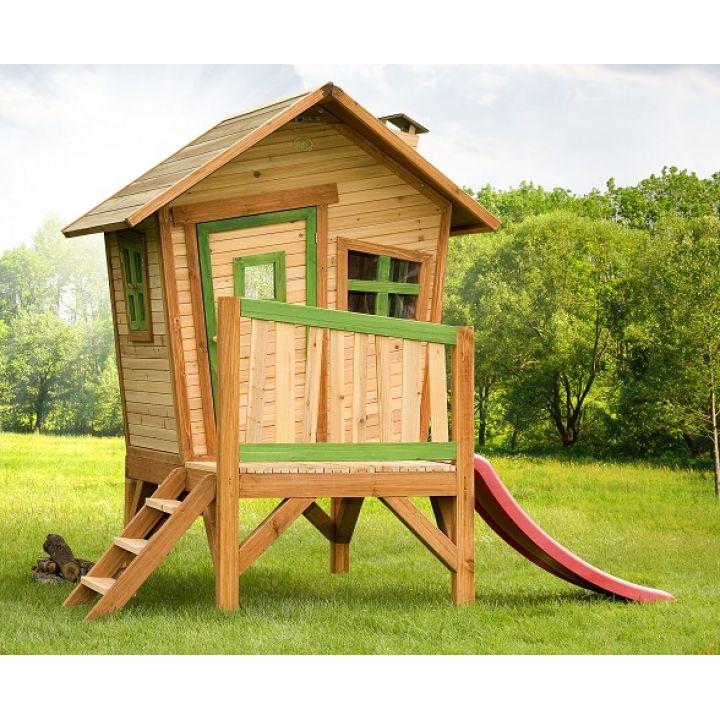 Cabane pour enfant en bois ROBIN - Distripool - Axi