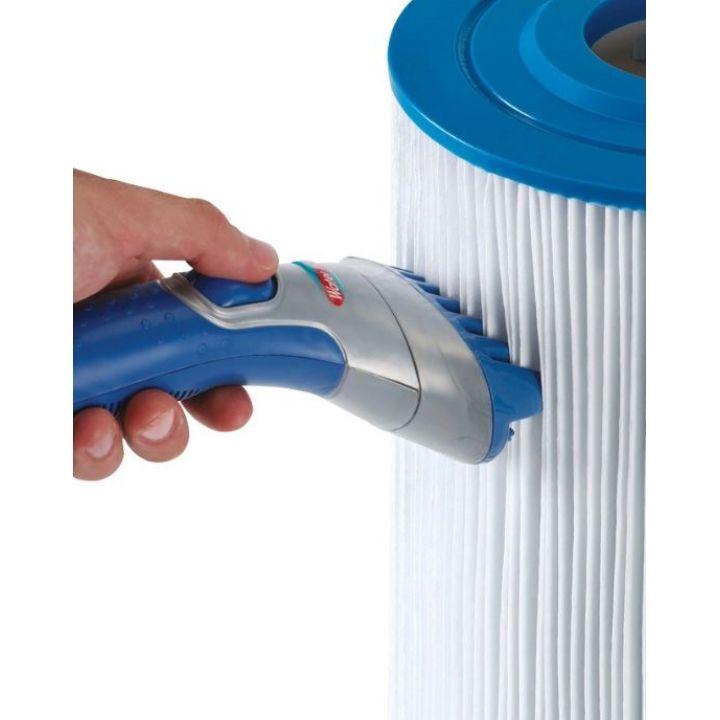 Brosse pour filtre à cartouche spa Life - Distripool - Water Tech