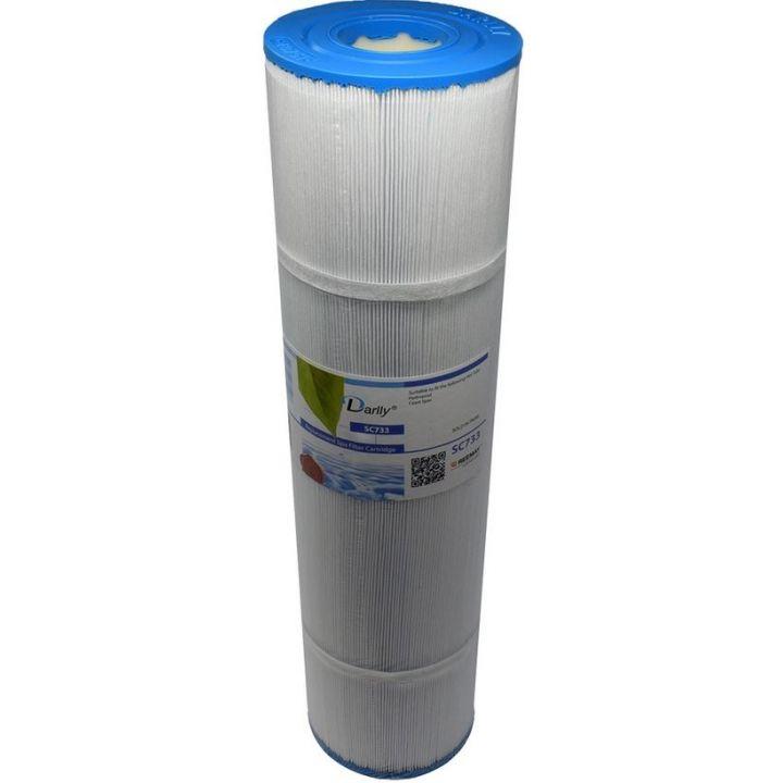 Filtre à cartouche Darlly SC733-40751-C-4975-PRB75 - Distripool - Darlly