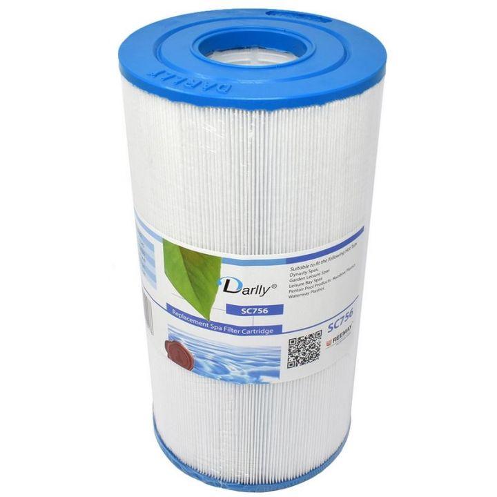 Filtre à cartouche Darlly SC756 - 50451 - C-5345 - PLBS50 - Distripool